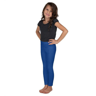 Blue SS Premium Standard | Kid's Leggings | Submission Shark - tamlifestyle