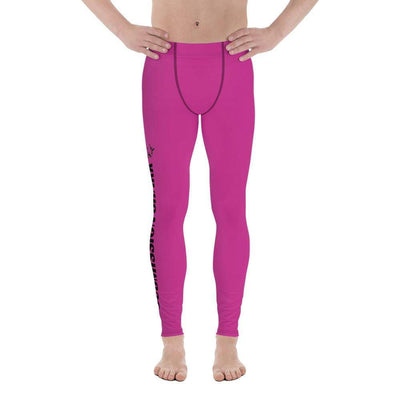 Pink SS Premium Standard | Men's Compression Spats | Submission Shark - tamlifestyle