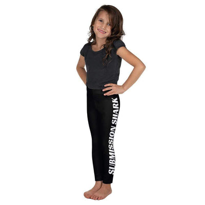 Advanced Athletes Kid's Leggings | Submission Shark - tamlifestyle