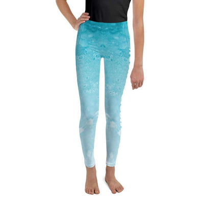 Frost Fight - Youth Leggings