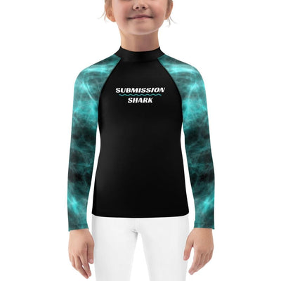 Kid's BJJ Rash Guard (Cosmos Connections)