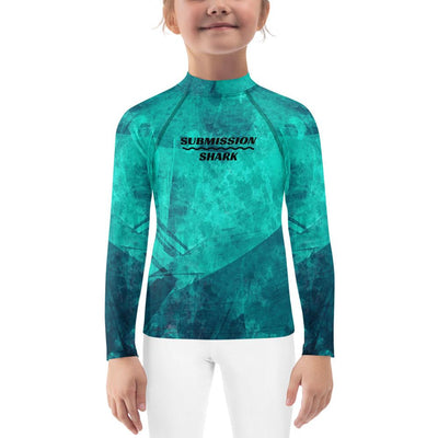 Shark Armour ~ Kid's BJJ Rash Guard