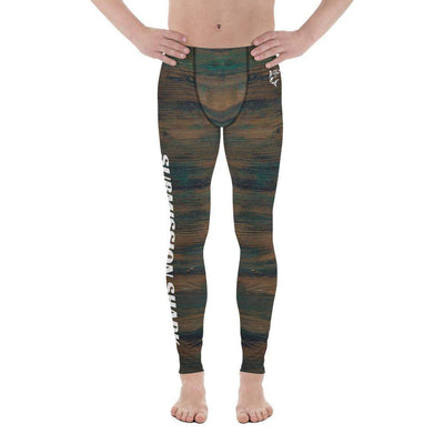 Mystic Woods | Men's Leggings | Submission Shark - tamlifestyle