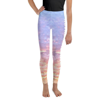 Blush Heaven - Youth BJJ Leggings