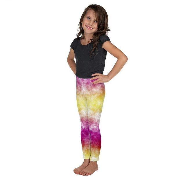Joyful Jubilee Kid's Leggings | Submission Shark - tamlifestyle