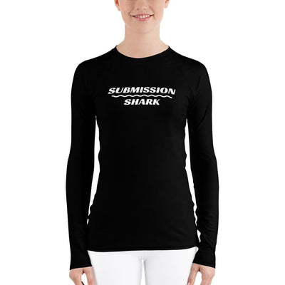 Women's BJJ Rash Guard (Advanced Athlete's)