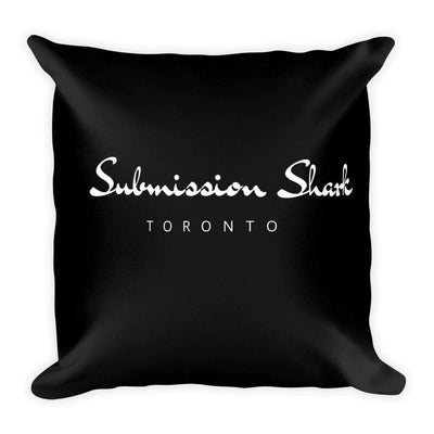 Submission Shark's Toronto Classic Square Pillow - tamlifestyle
