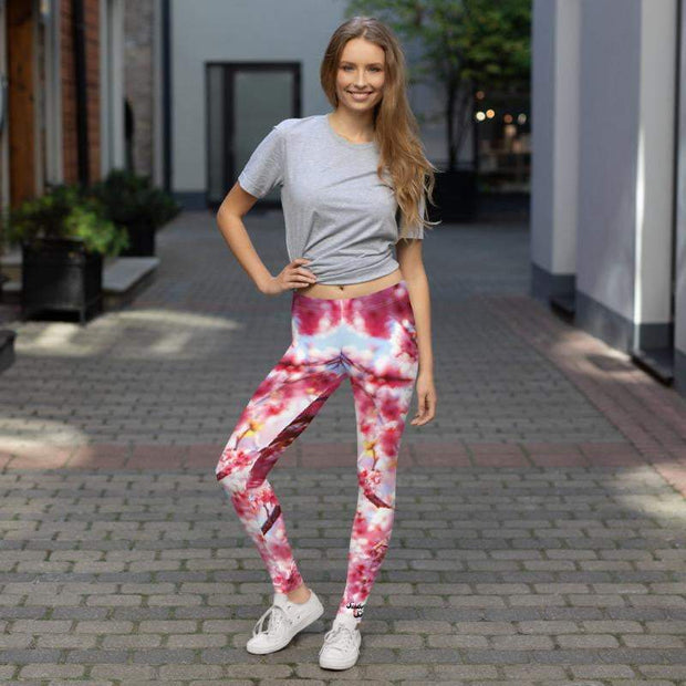 Morning Love Leggings | Submission Shark Women's Wear