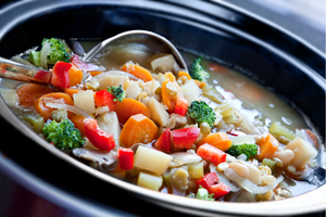 How Do Healthy Crock Pot Meals Provide More Benefits for Seniors?