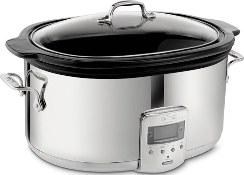 best crock pots of 2018 - all-clad slow cooker