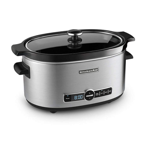 best slow cookers of 2018 - kitchenaid slow cooker