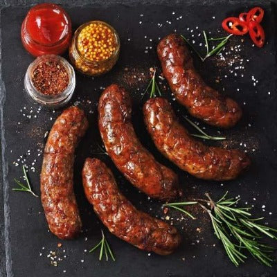 4 Pack- Guinness Beer Brats