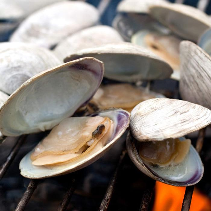 1 LB Littleneck Clams
