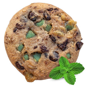 Famous 4th Street Mint Chocolate Chip Cookies