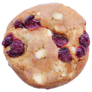 Famous 4th Street White Chocolate Cranberry Cookies