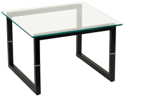 FFN Glass End Table