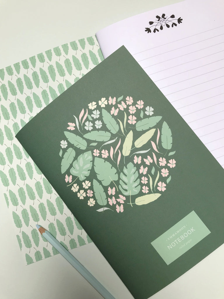 stem, nature. tree, trunk, bush, journal, bud, flower bud, Emmamoon, notebook, flower, pen, diary, journal, writing, mother earth, earth day, repeat, green, world, floral, earth, fluid, journals, flowing, pastel, notebooks, bold, spring, earth, joy, passion, green, set