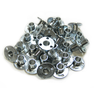 3-Hole Screw-In T-Nuts