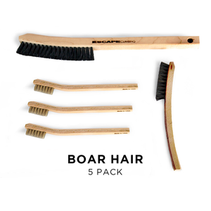 Boar's Hair Brush