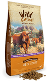 Wild Calling Western Plains Stampede Beef Grain Free Dog Food (4lb -50lb) for All Ages - Qualifies for No Minimum Order +Free Ship to YUBA CITY