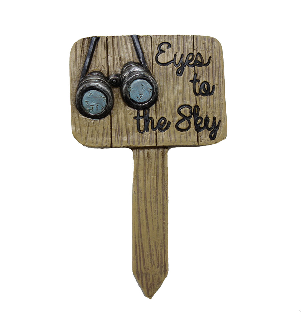 """Eyes To The Sky"" Stake"