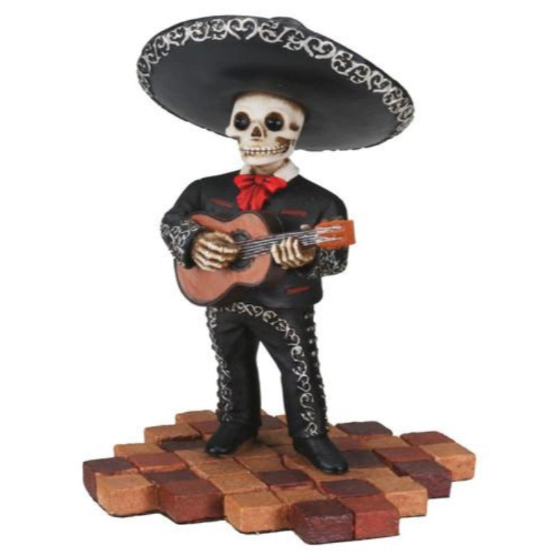 Day of the Dead - Mariachi Band Guitar Short - MyFairyGardens.com