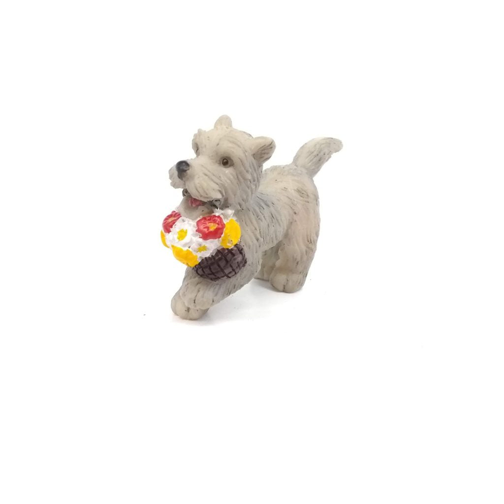 Scottie The Puppy - MyFairyGardens.com
