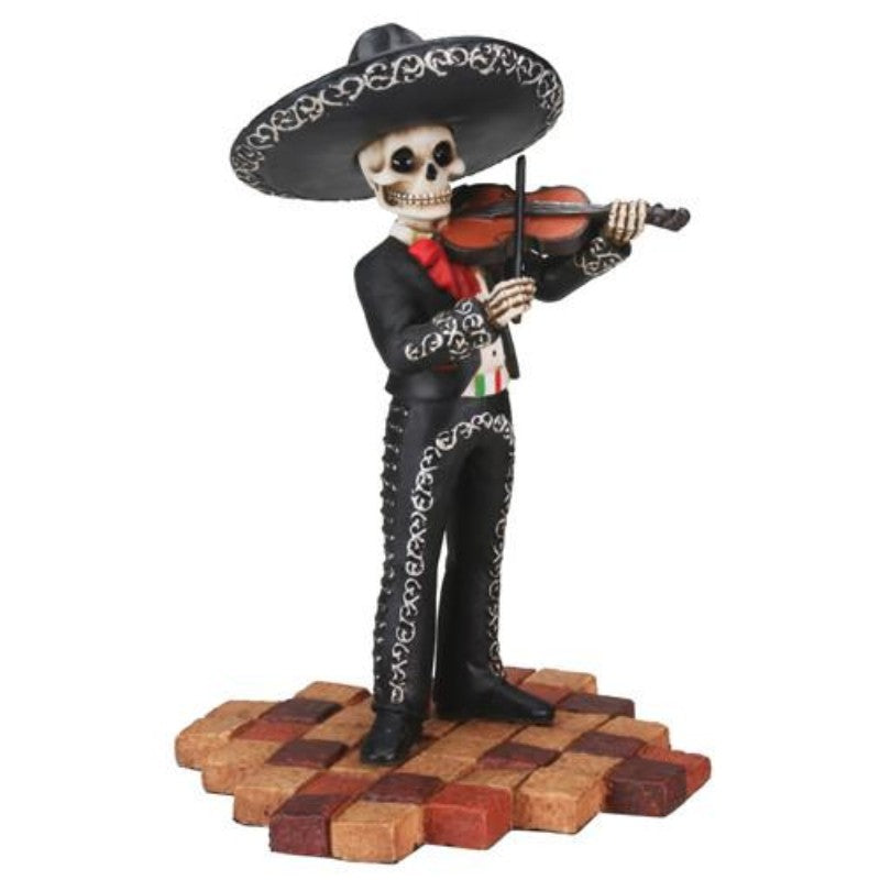 Day of the Dead - Mariachi Band Violin - MyFairyGardens.com