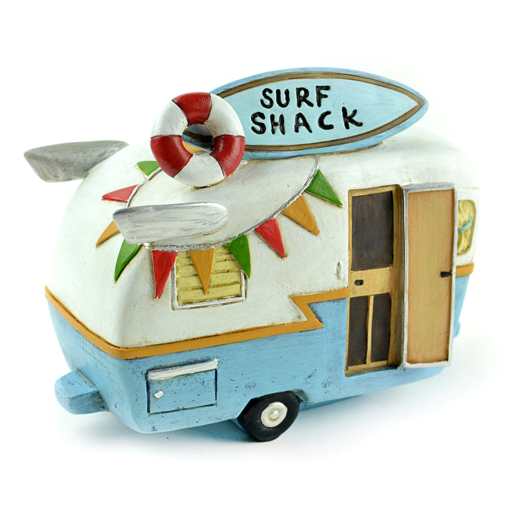 Surf Shack Camper - MyFairyGardens.com