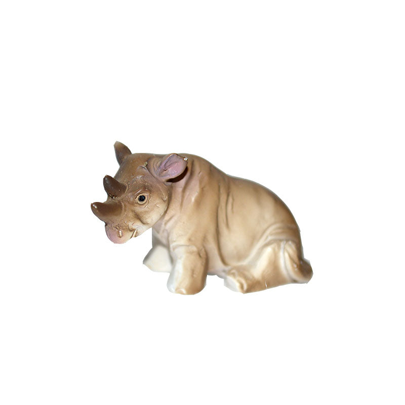 Safari Animal - Rhino - MyFairyGardens.com