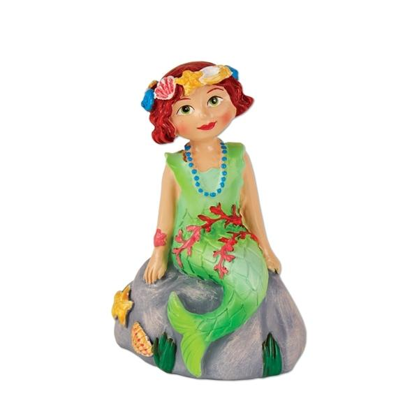 Agnes the Mermaid - MyFairyGardens.com