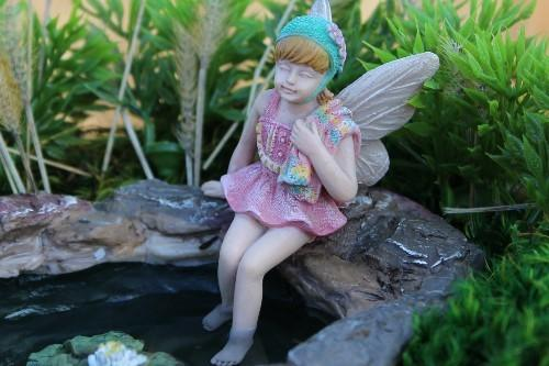 Fairy Garden-Ariel - (Fairy Only, No Pond)-Fairies-Wholesale Fairy Gardens-MyFairyGardens