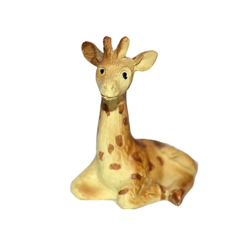 Safari Animal - Giraffe - MyFairyGardens.com