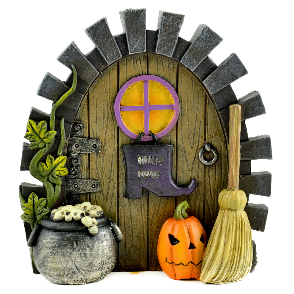 Witch Home Fairy Door