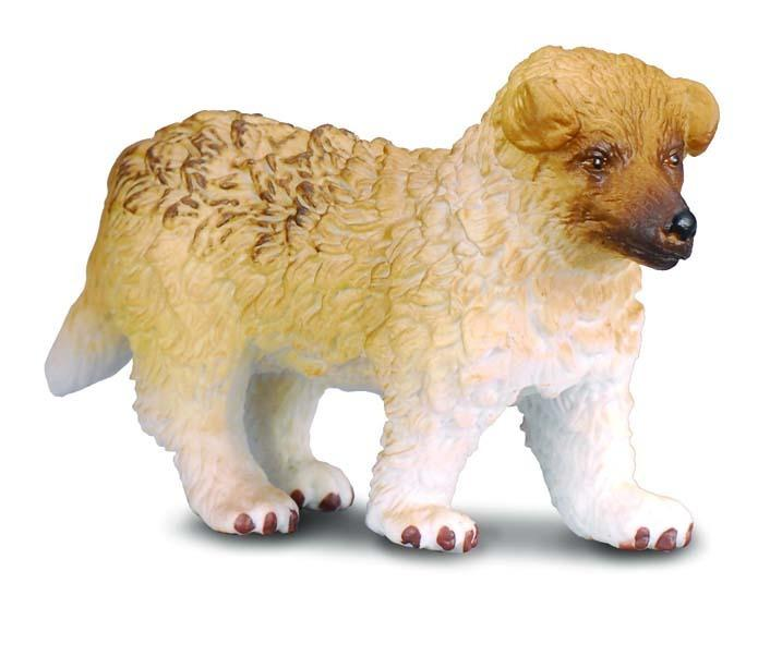 Collie Puppy - MyFairyGardens.com
