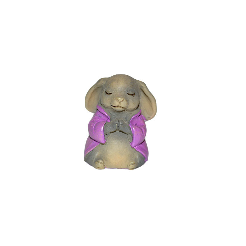 Buddha Animal - Bunny - MyFairyGardens.com