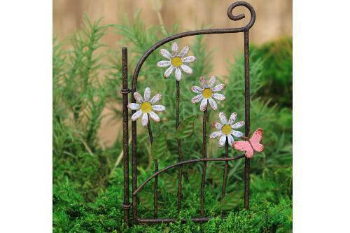 Fairy Garden-Daisy Gate-Landscaping-Wholesale Fairy Gardens-MyFairyGardens
