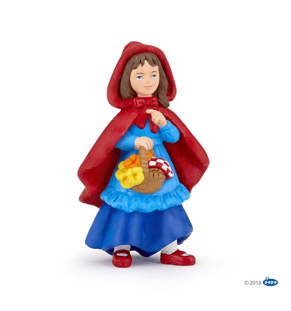 Little Red Riding Hood - MyFairyGardens.com