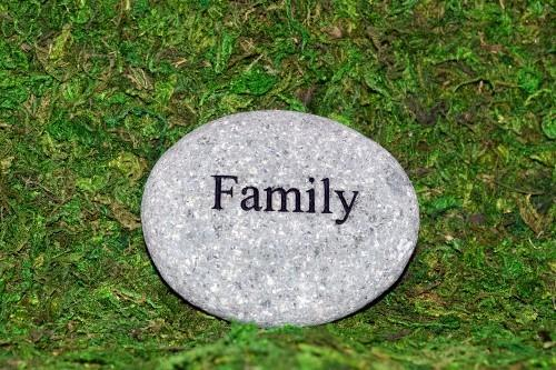 Fairy Stone - Family - MyFairyGardens.com