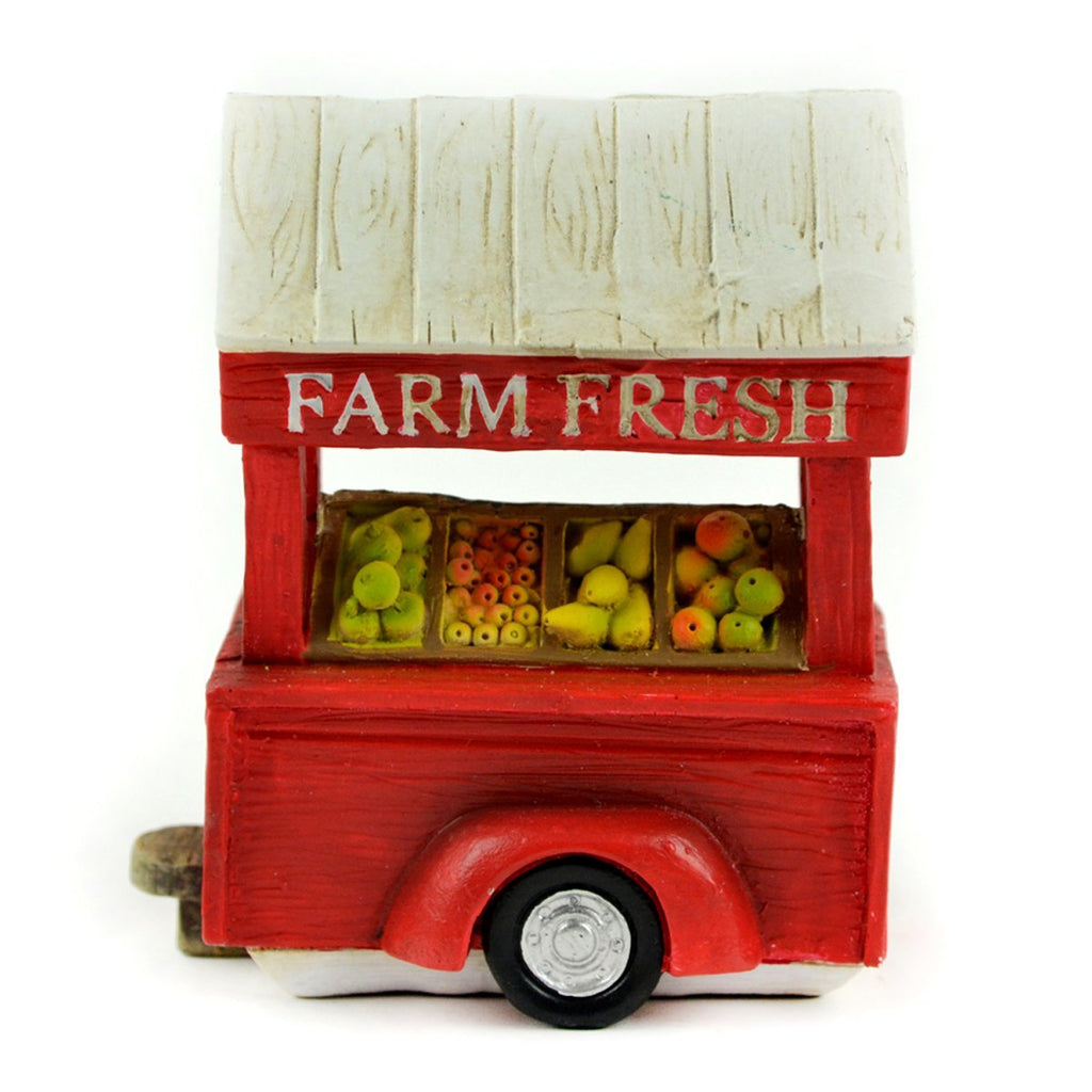 Fresh Produce Stand - MyFairyGardens.com