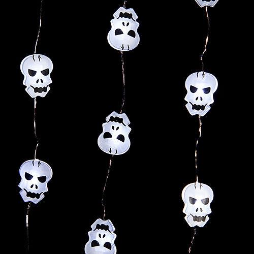 Skull LED Lights - MyFairyGardens.com