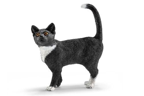 Fairy Garden-Standing Cat-Animals-Schleich-MyFairyGardens