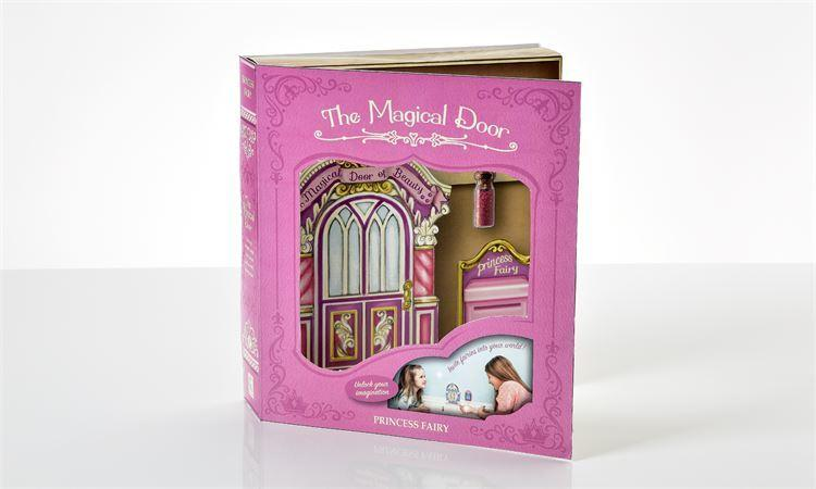 Fairy Garden-The Magical Door - Fairy Princess 3PC. Gift Boxed Set-Fairy Doors-GiftCraft-MyFairyGardens