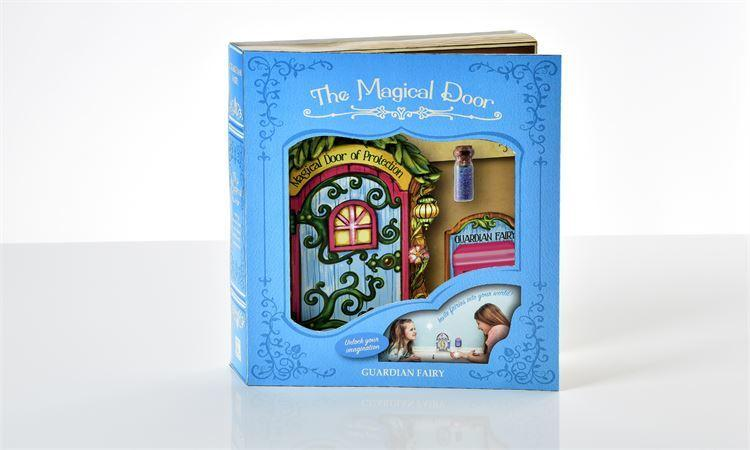 Fairy Garden-The Magical Door - Protection 3PC. Gift Boxed Set-Fairy Doors-GiftCraft-MyFairyGardens