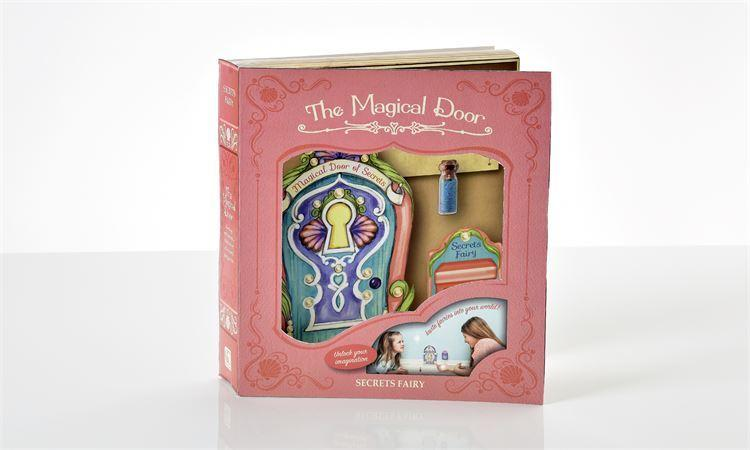 The Magical Door - Secrets 3PC. Gift Boxed Set - MyFairyGardens.com