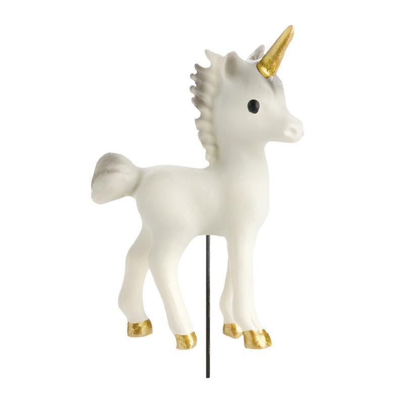 Fairy Garden-Unicorn Foal Pick-Animals-MyFairyGardens.com-MyFairyGardens