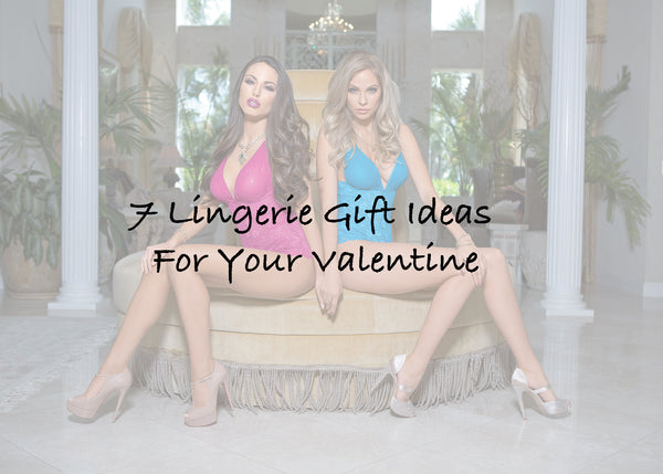 Lingerie Gift Ideas For Your Valentine