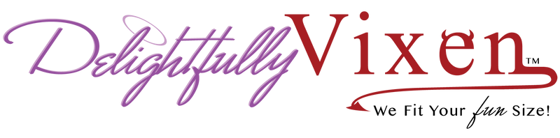 delightfully vixen logo