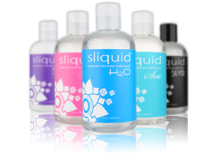 Sliquid Naturals Lubricant Group