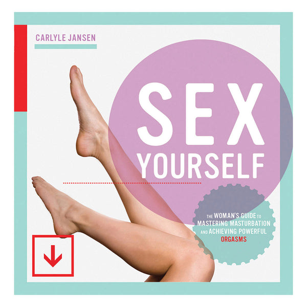 Sex Yourself Carlyle Jansen Book Masturbation self love